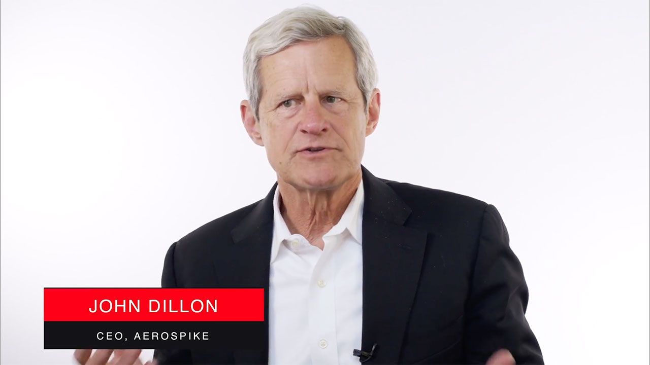 Aerspike: Aerospike: Digital Transformation and Our Client's Journey - John Dillon