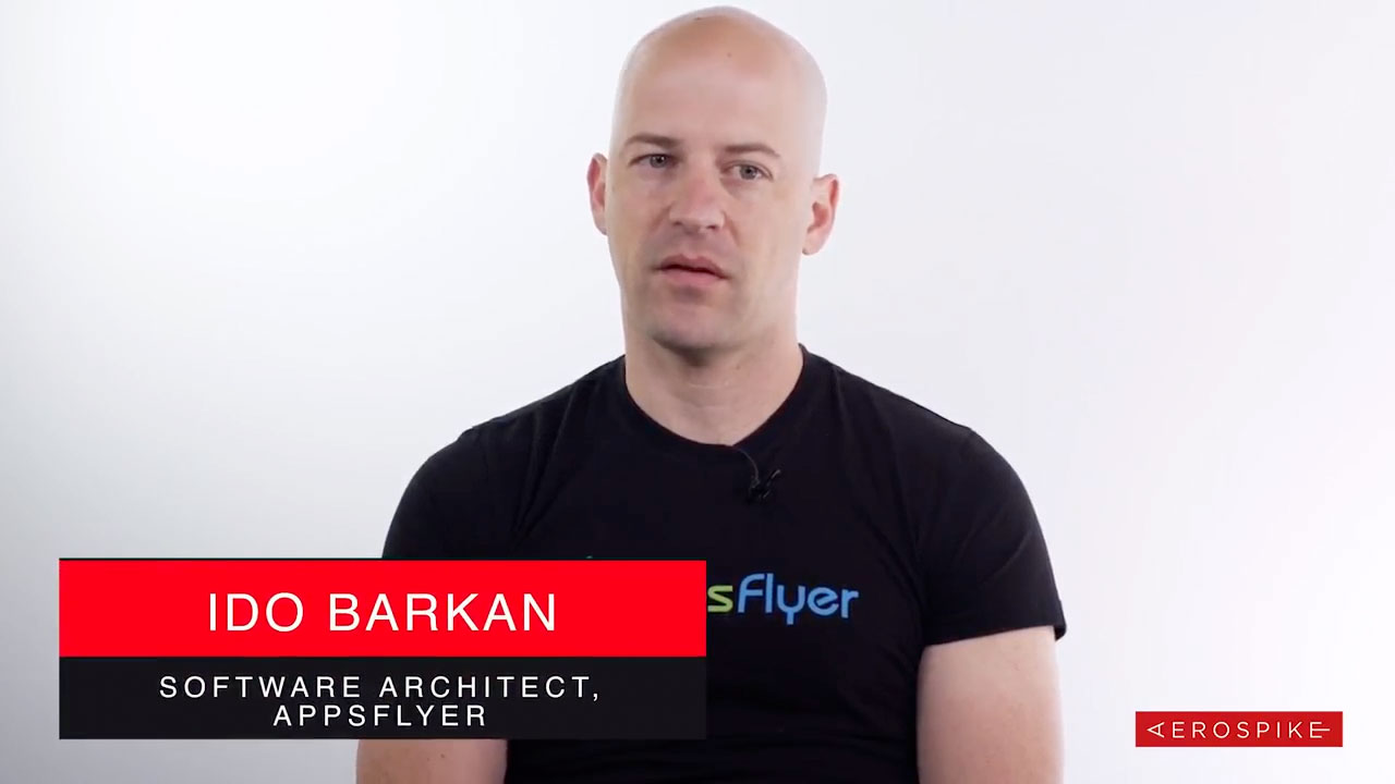 Customer Story - AppsFlyer - Ido Barkan