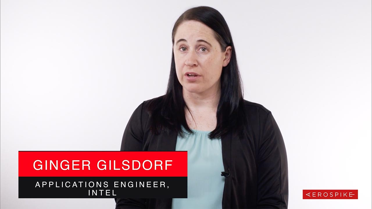 Customer Story - Intel - Ginger Gilsdorf