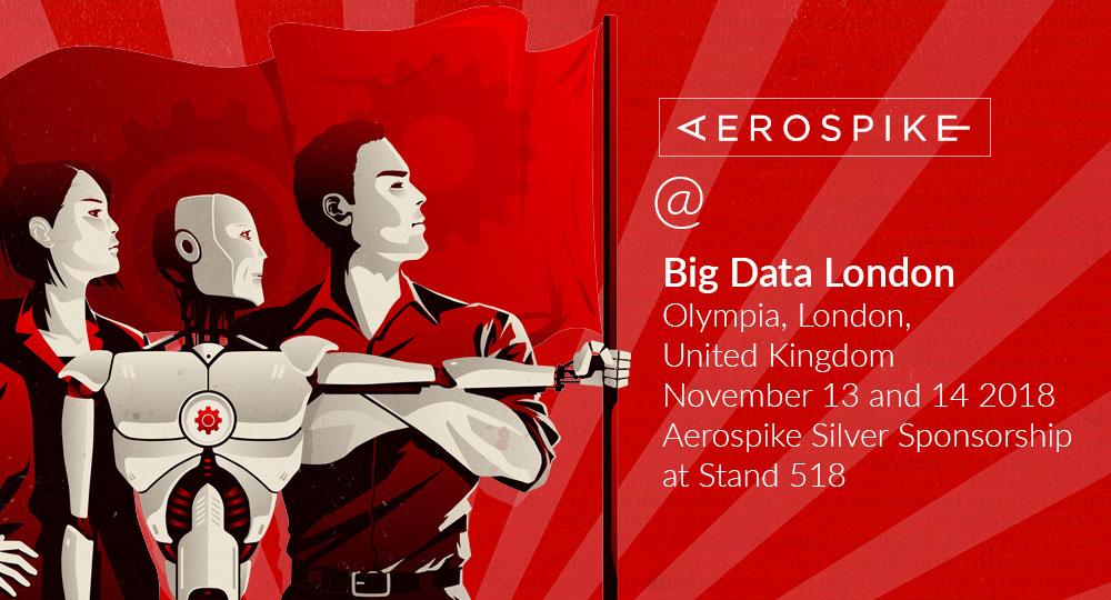 Big Data London - 2018