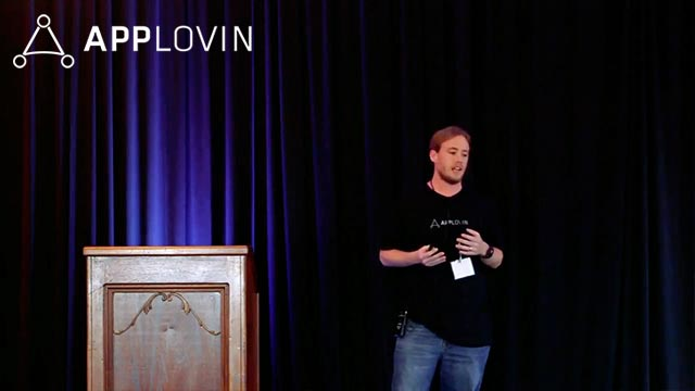 User Summit 2018 - AppLovin