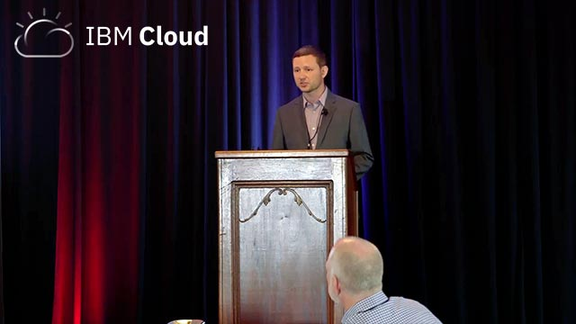 User Summit 2018 - IBM Cloud
