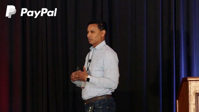 User Summit 2018 - PayPal