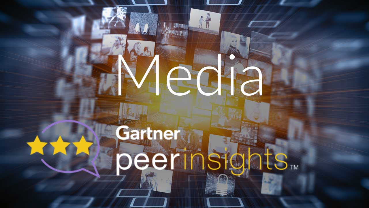 Gartner peerinsight - Media