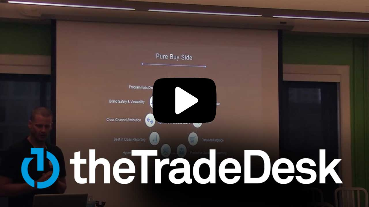 The Trade Desk video