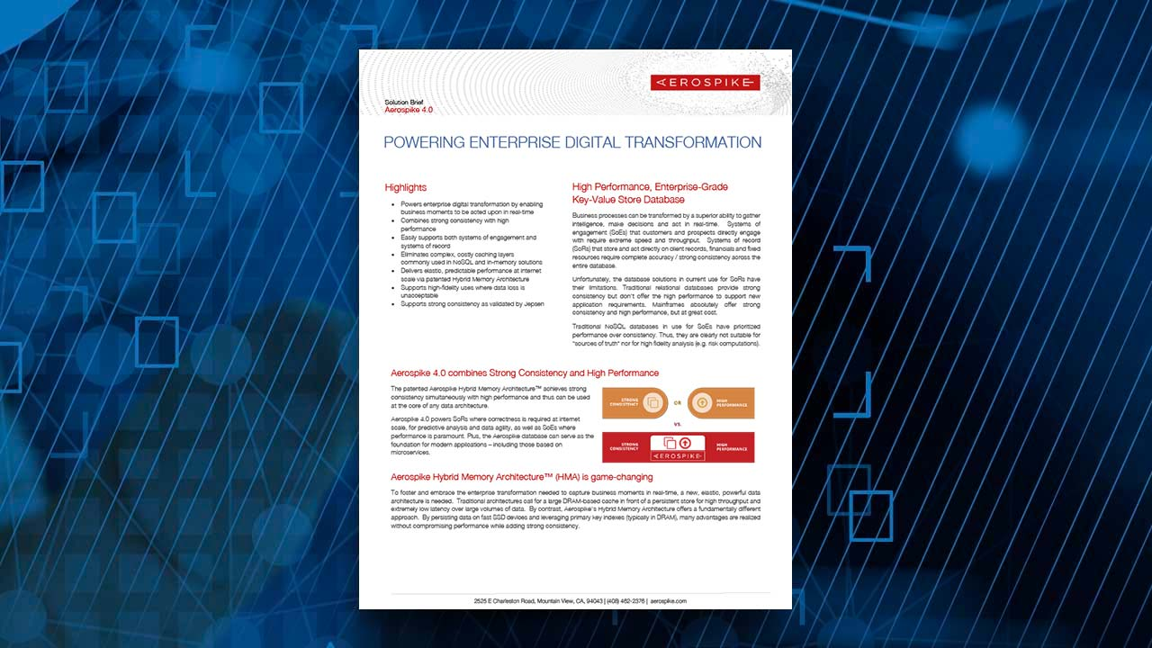 Powering Enterprise Digital Transformation