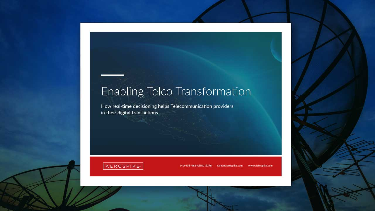 Enabling Telco Transformation eBook