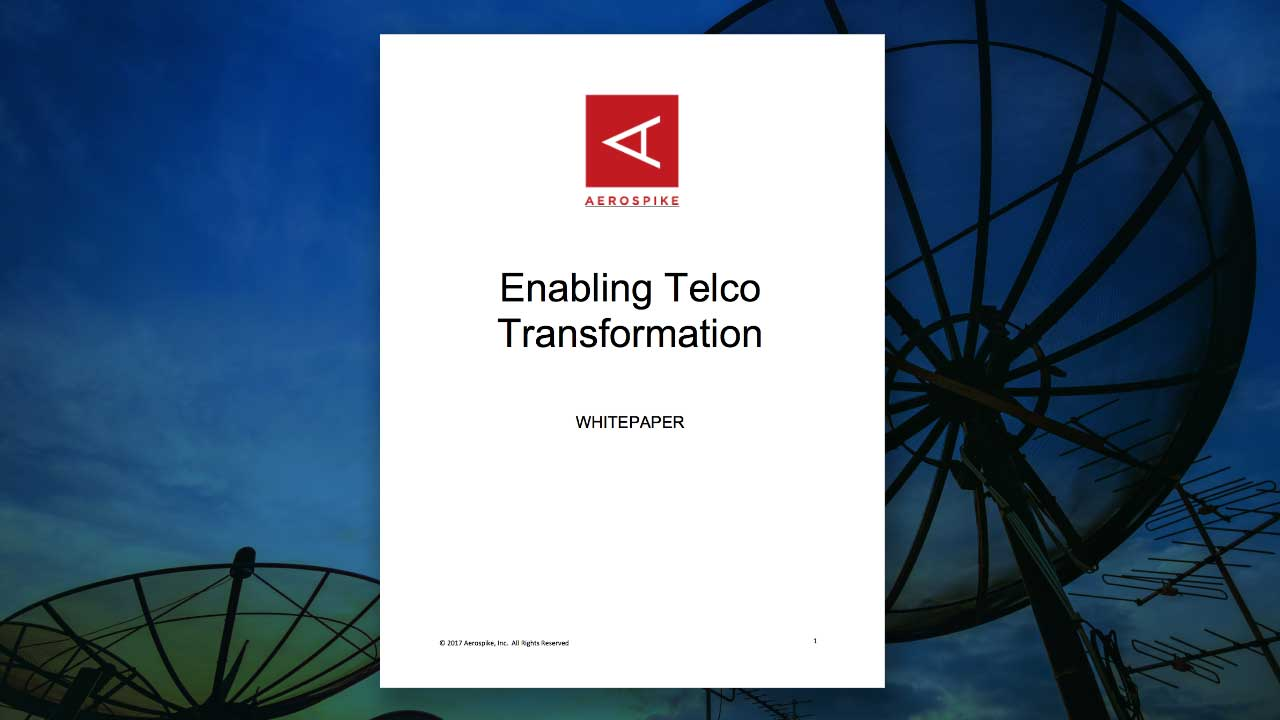 Enabling Telco Transformation White Paper