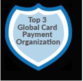 Top 3 Global Card Payment Organization