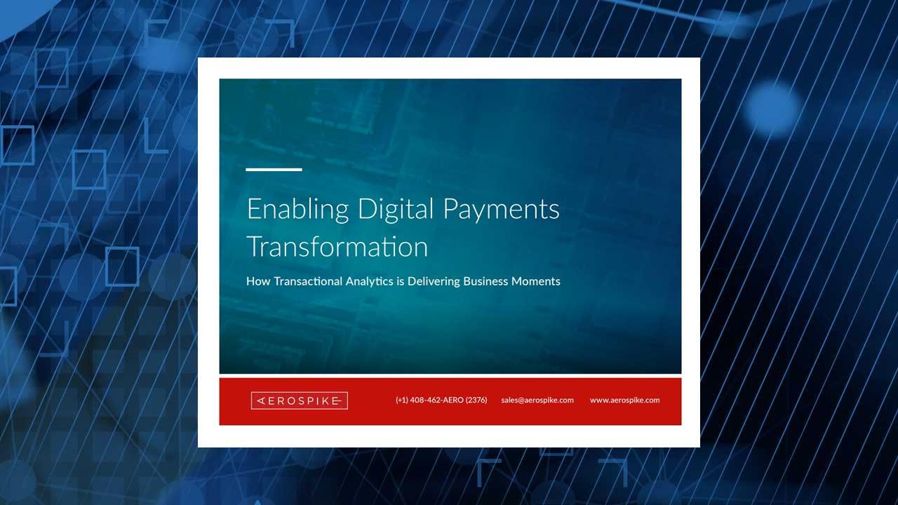 eBook - Enabling Digital Payments Transformation