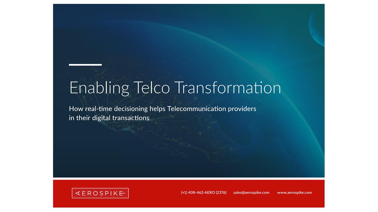 Enabling Telco Transformation
