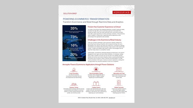 Powering Ecommerce Transformation