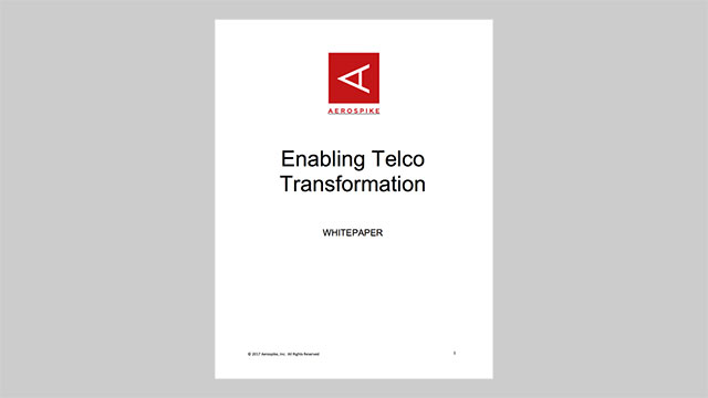 Enabling Telco ransformation