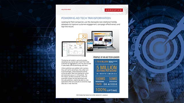 Powering Ad Tech Transformation