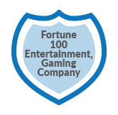 Fortune 100 Entertainment, Gaming Company