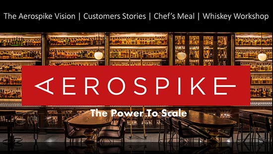 Aerospike Israel User Summit - The Power to Scale