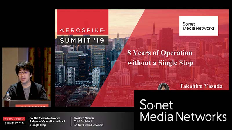 Summit 19 - So-net Media Networks