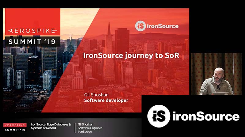 Summit 19 - ironSource
