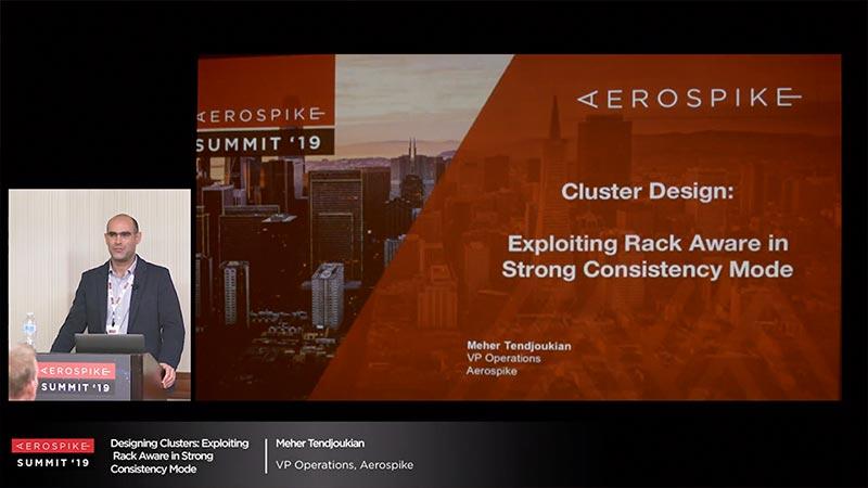 Summit '19 - Aerospike: Designing Clusters