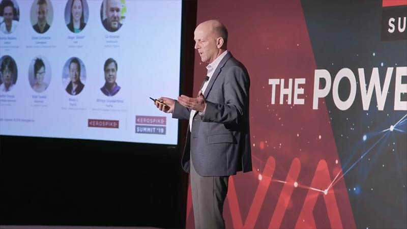 Summit '19 - Aerospike: Welcome and Opening Remarks