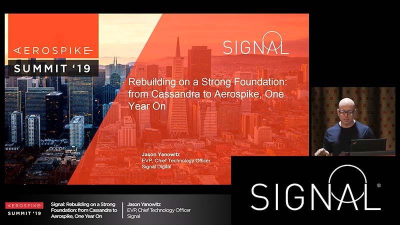 Summit 19 - Signal
