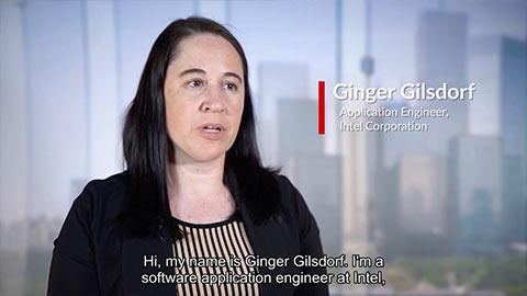 Intel - Ginger Gilsdorf