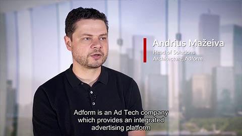 Adfrom - Andrius Mažeiva