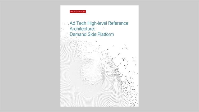 Ad Tech High-level Reference Architecture: Demand Side Platform