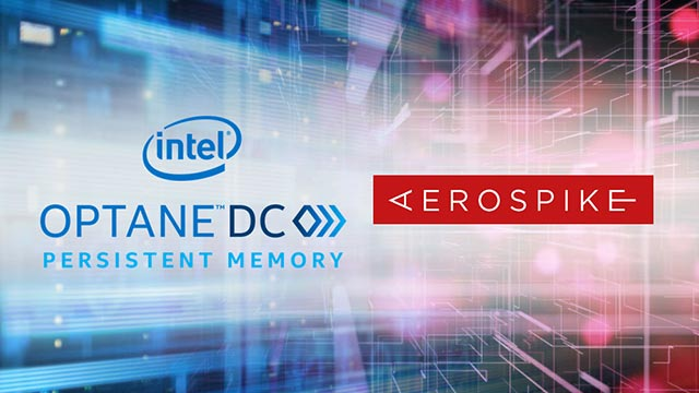 Aerospike 4.8 - Durability & Performance with Intel Optane DC