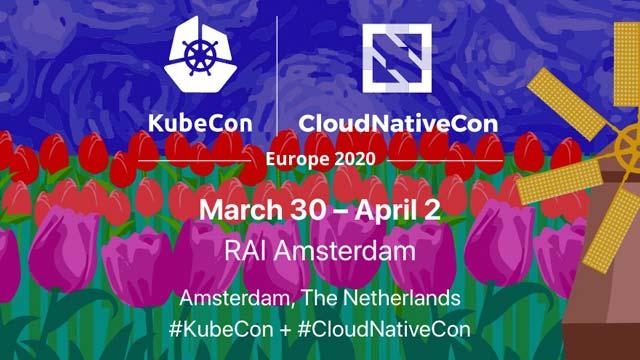 KubeCon CloudNativeCon Europe 2020