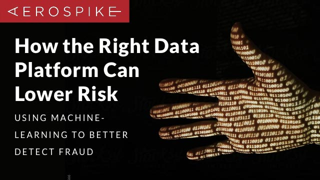 How the Right Data Platform Can Lower Risk