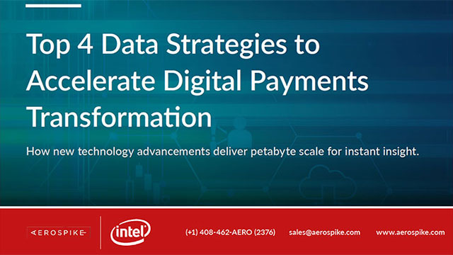 eBook: Top 4 Data Strategies to Accelerate Digital Payments Transformation