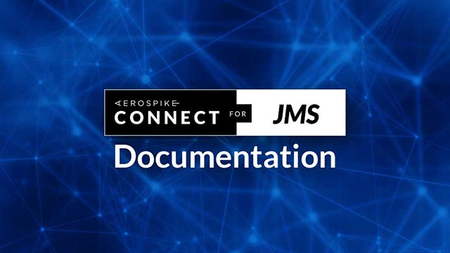 Connect for JMS Documentation