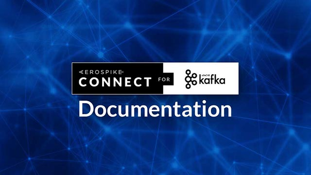 Connect for Kafka Documentation