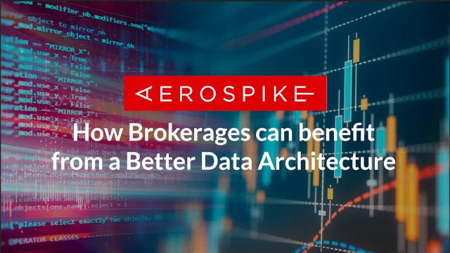 How Brokerages can Benefit from a Better Data Architecture