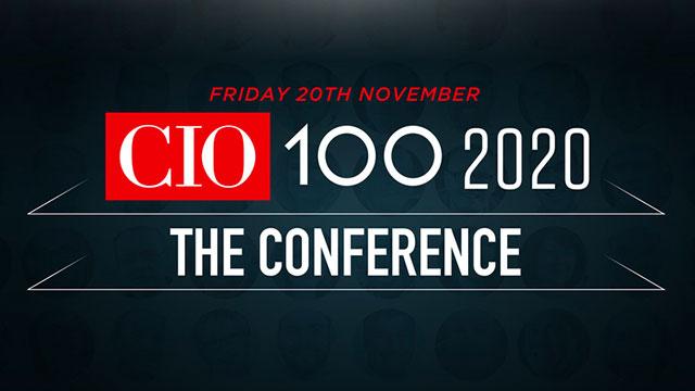 CIO 100 2020: The Conference