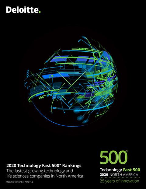 Deloitte 2020 Technology Fast 500