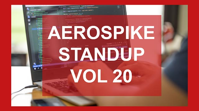 The Aerospike Standup Vol 20