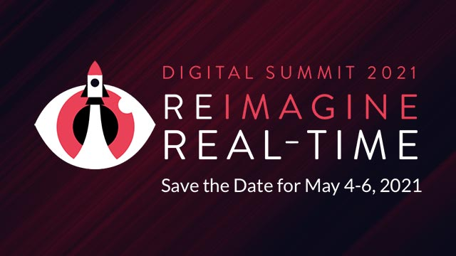 Digital Summit 2021 - Save the Date for May 4-6, 2021