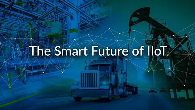 The Smart Future of IIoT
