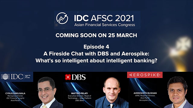 IDC AFSC 2021 - Episode 4 - A Fireside Chat